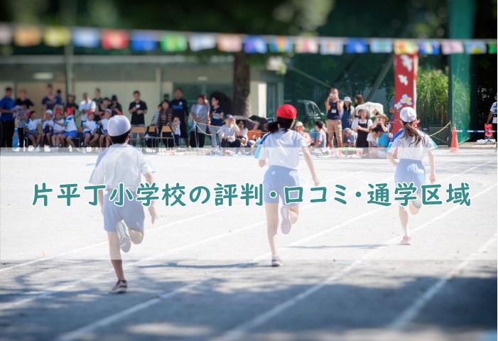 片平丁小学校の評判・口コミ・通学区域