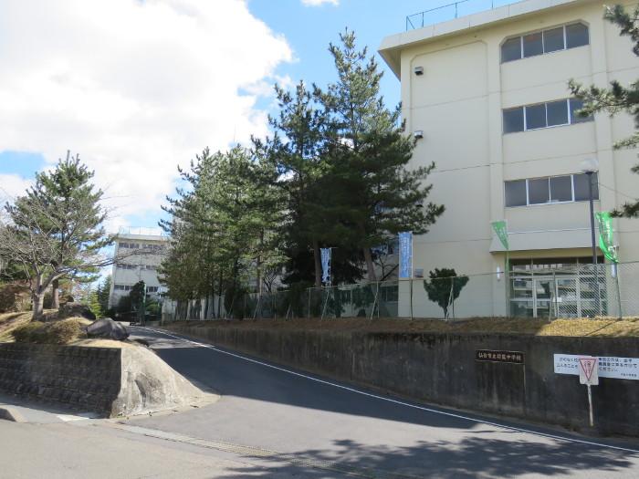 仙台市立将監中学校