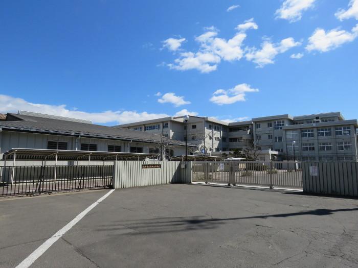 仙台市立南中山中学校